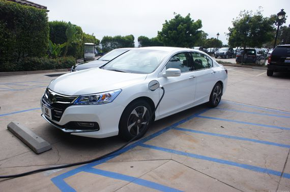 Honda Accord Plug-in Hybrid #21