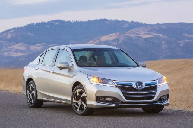 Honda Accord Plug-in Hybrid #17