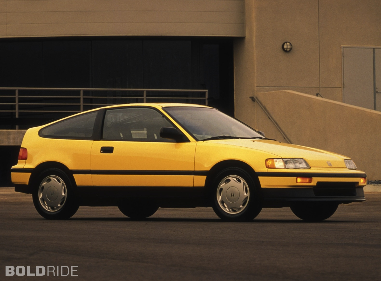 Honda Civic Crx #15