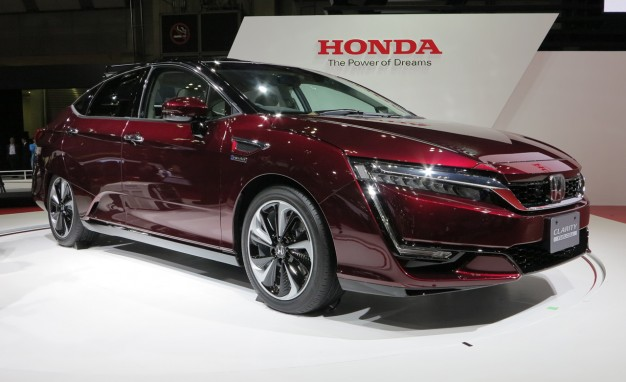 Honda Clarity Photos Informations Articles