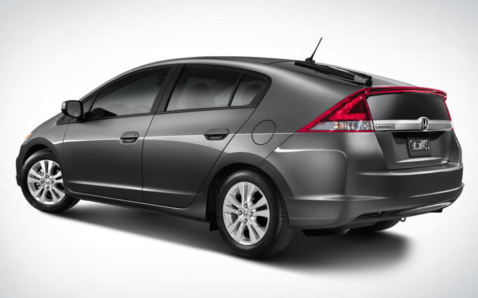 Honda Insight #19