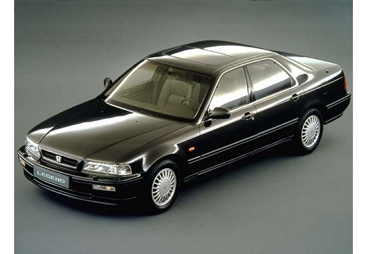 Honda Legend #25