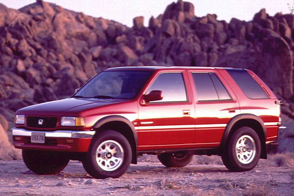 Honda Passport #16