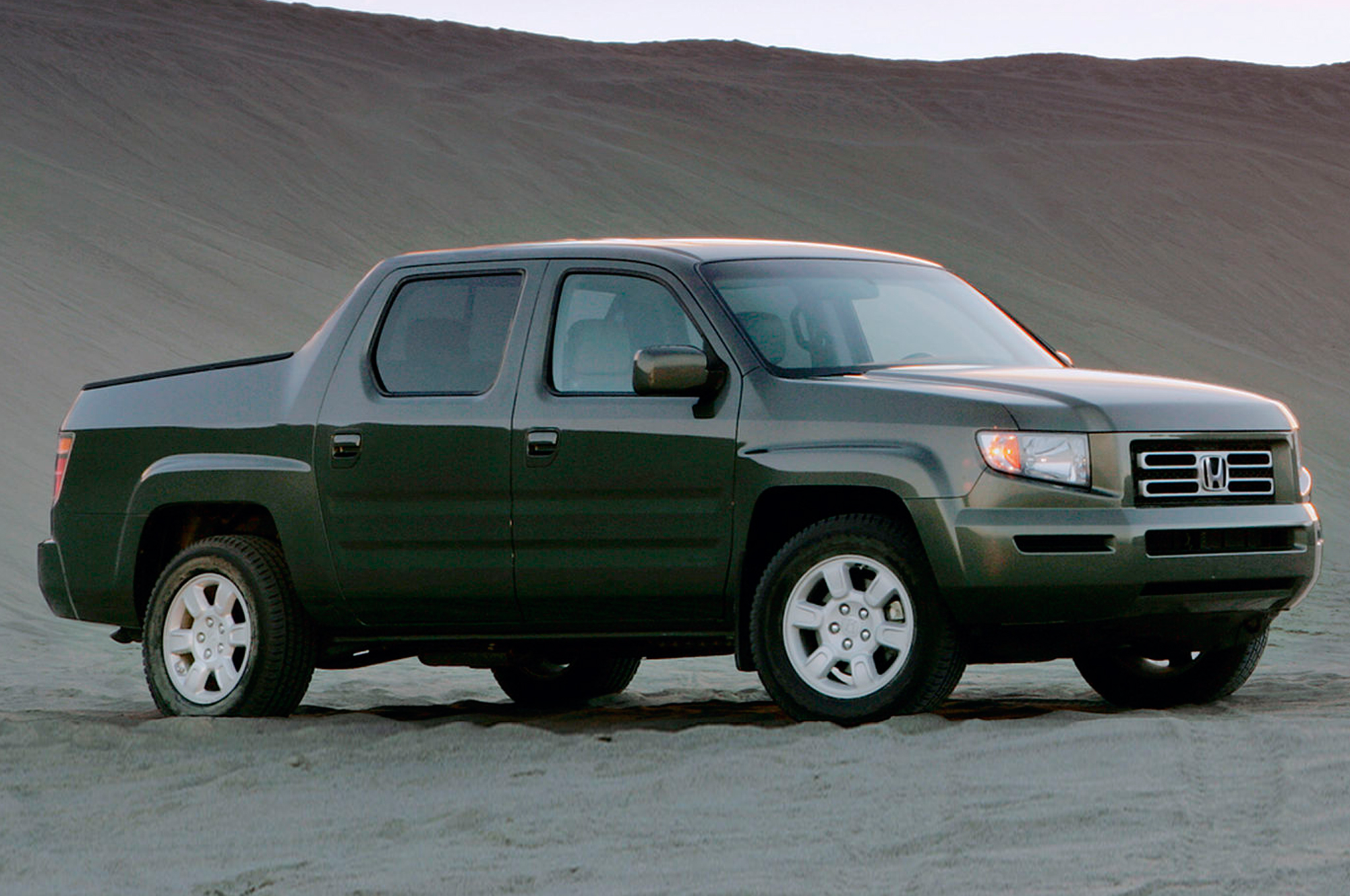 Honda Ridgeline Photos Informations Articles Diagram Furthermore Accord Starter Location On 2006 Pilot 16