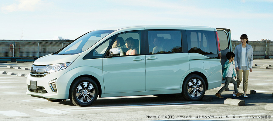 Honda Step Wagon #17