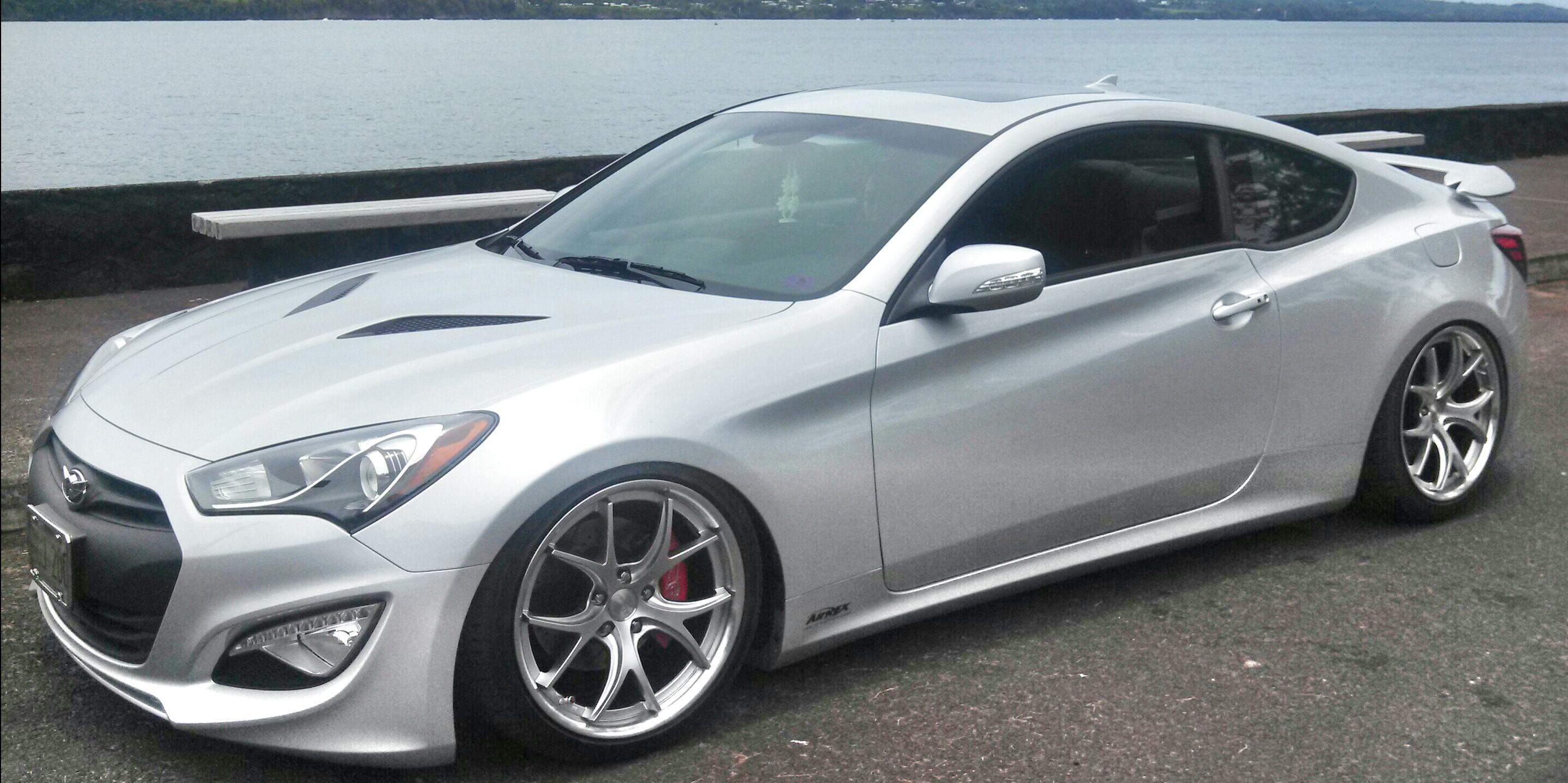 genesis slip blog washington hyundai coupe limited mt