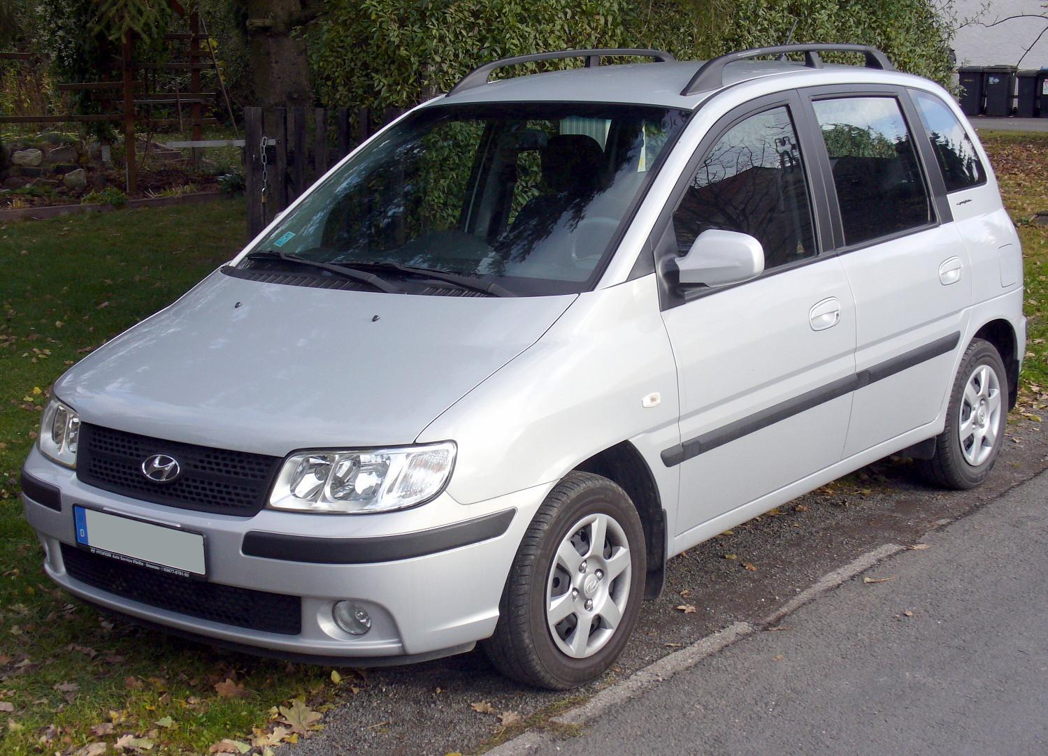 Hyundai Matrix #21