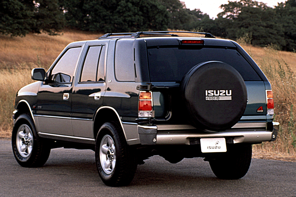Isuzu Rodeo #15