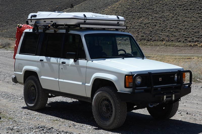 Isuzu Trooper Photos Informations Articles Bestcarmag