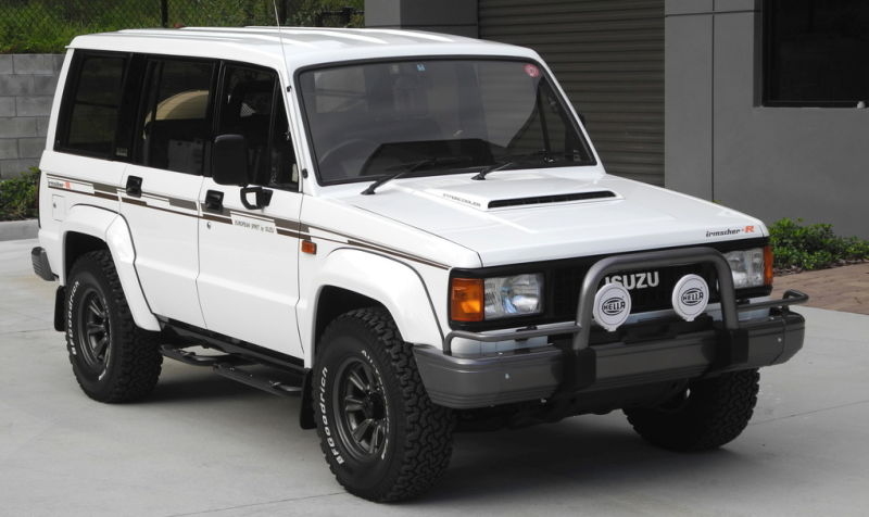 Isuzu Trooper #19