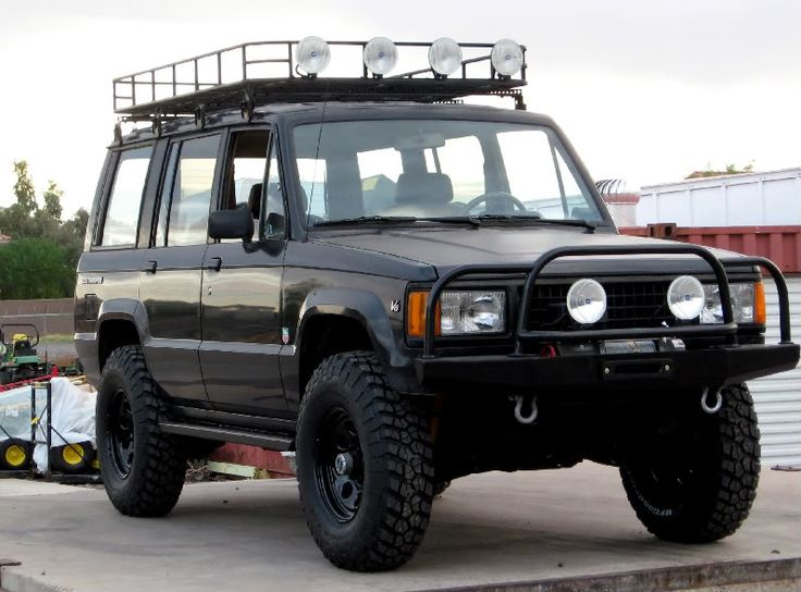 Isuzu Trooper #20