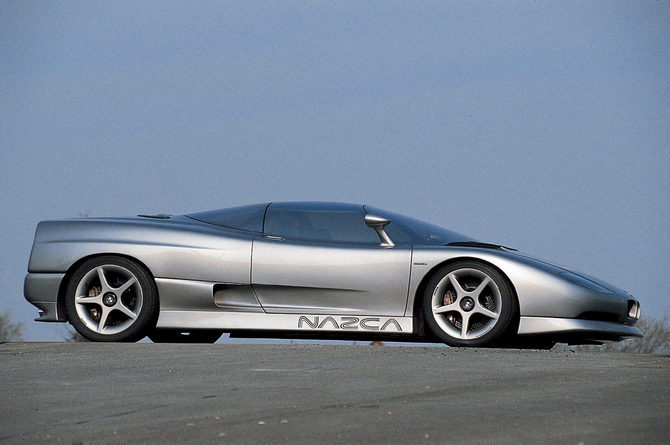 Italdesign Nazca #2
