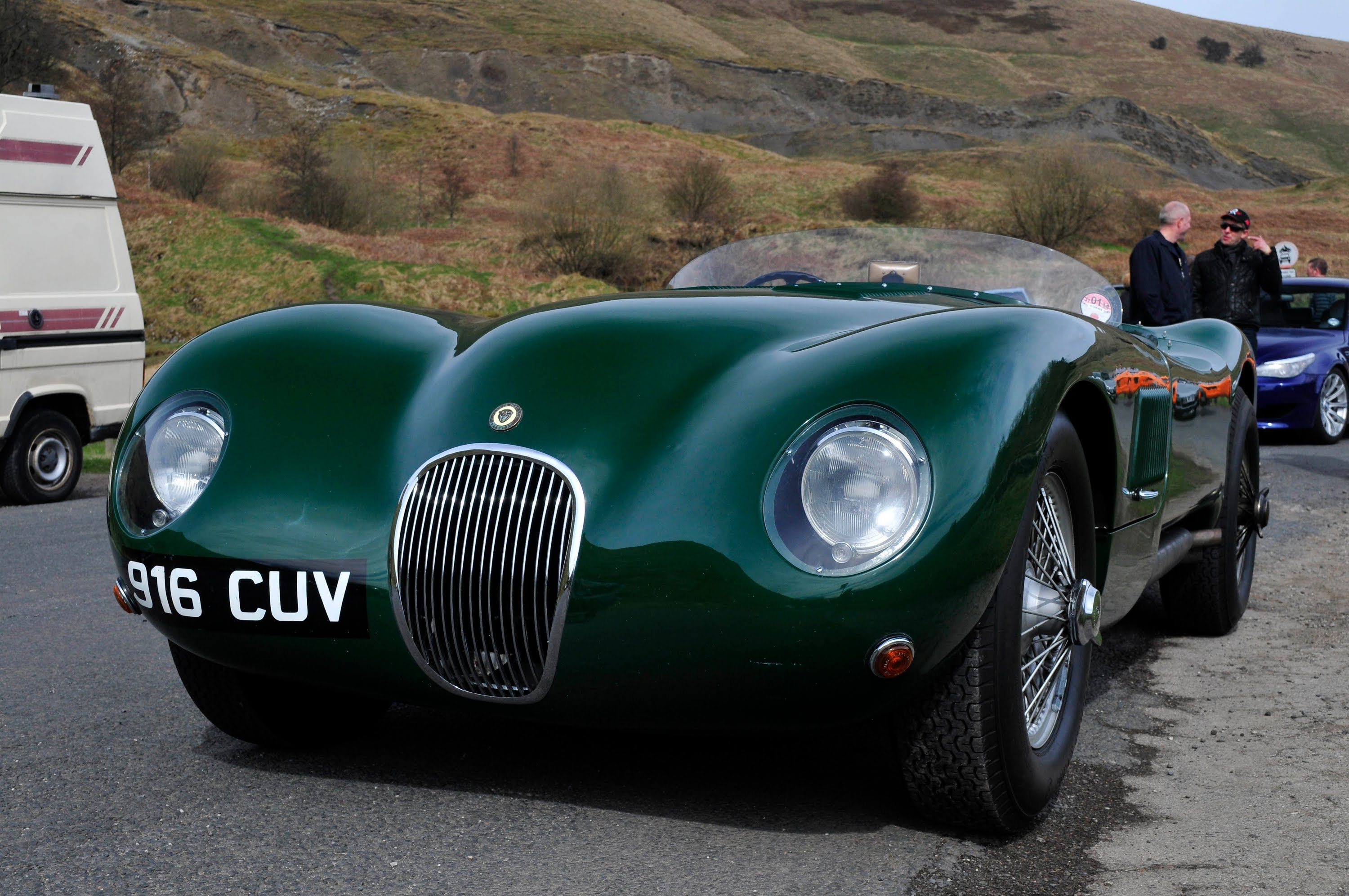 Jaguar C-Type #19