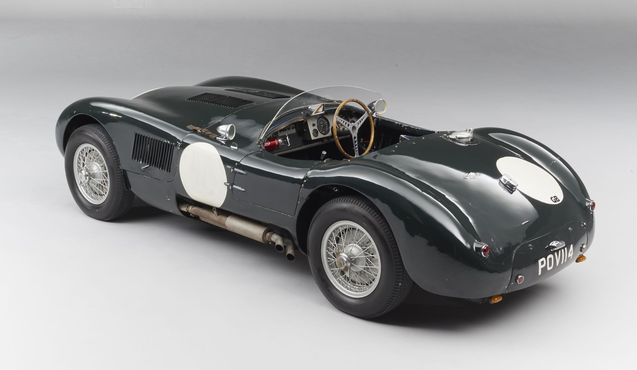 Jaguar C-Type #22
