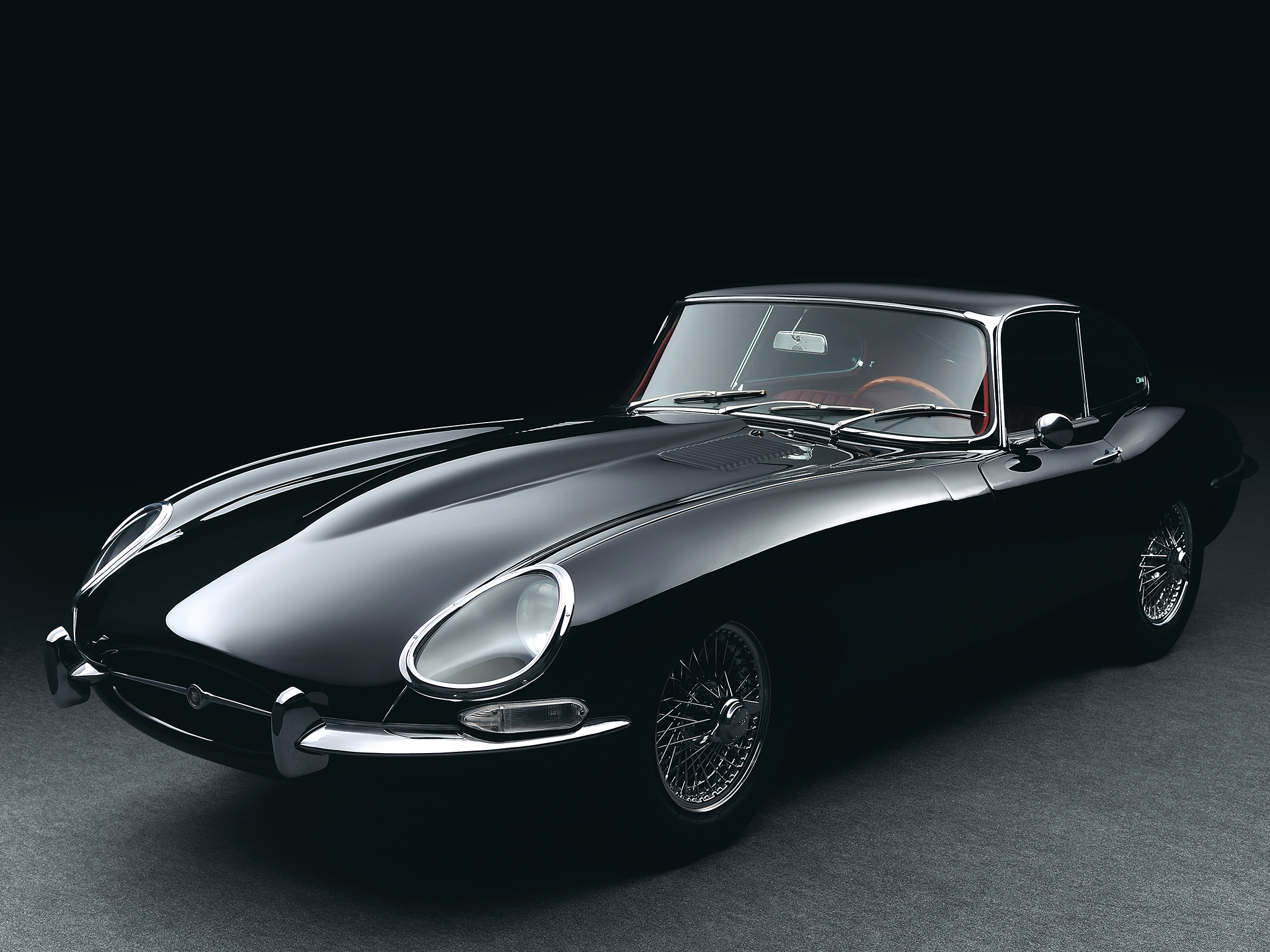 Jaguar E-Type #19