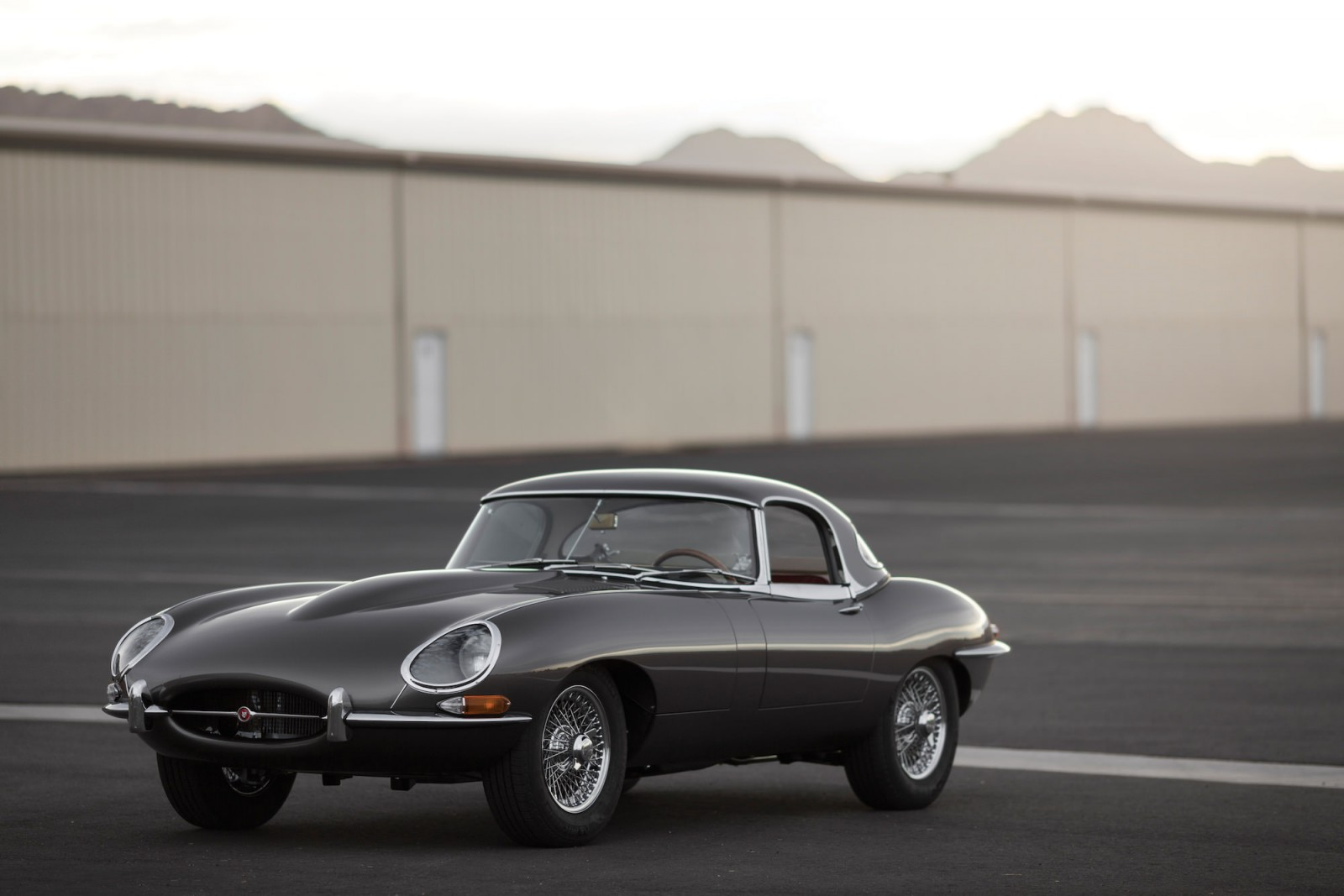 Jaguar E-Type #18