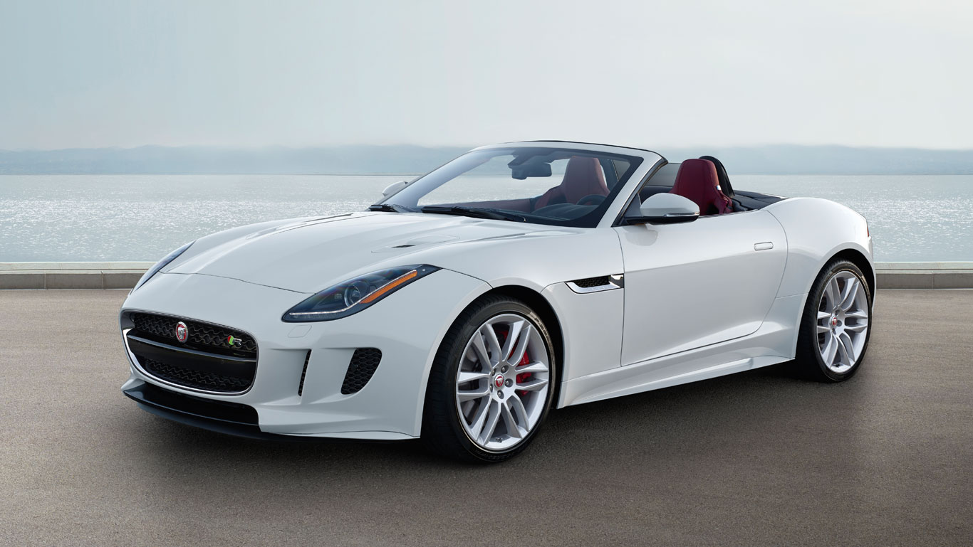 Jaguar F-type #22