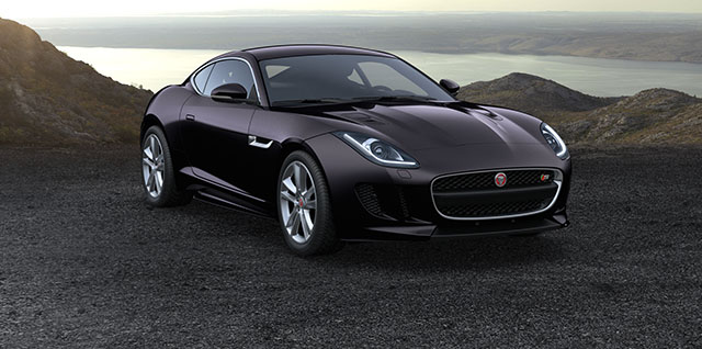 Jaguar F-type #21