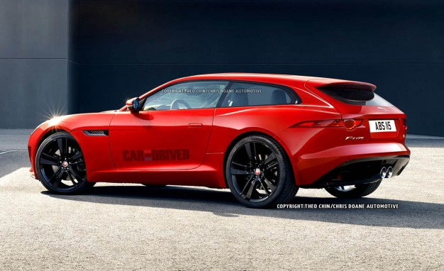 Jaguar F-type #27