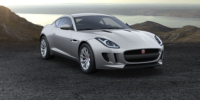 Jaguar F-type #20