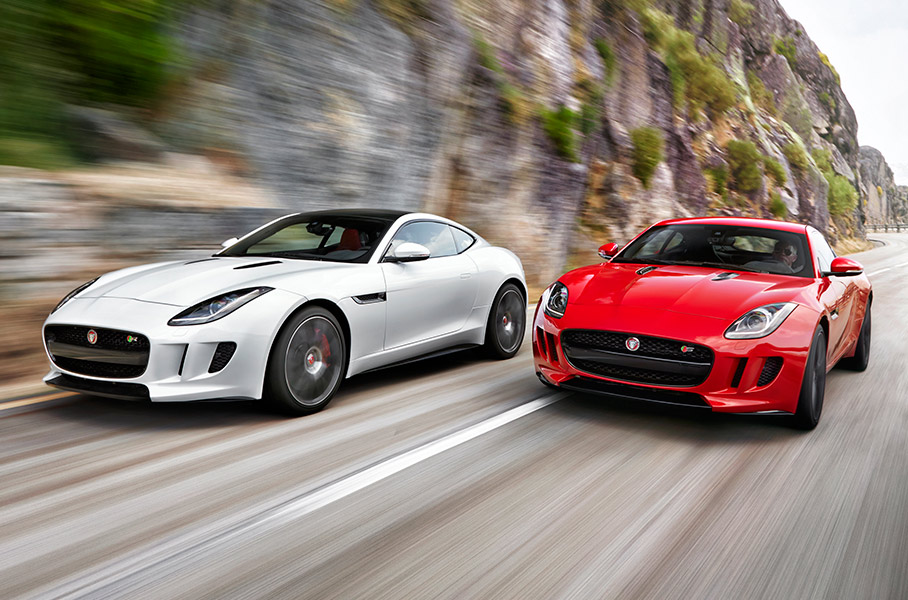 Jaguar F-type #26