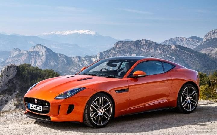 Jaguar F-type #24