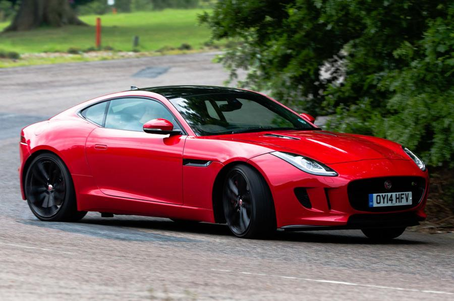 Jaguar F-type #25