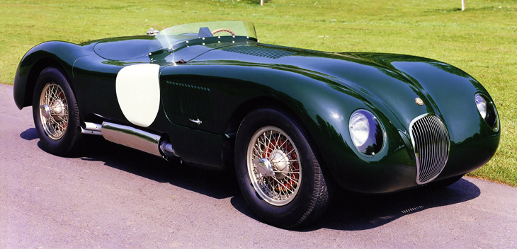 Jaguar Type-C #17