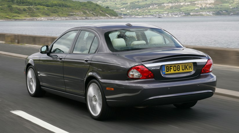 Jaguar X-type #22