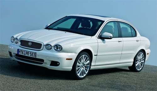 Jaguar X-type #23
