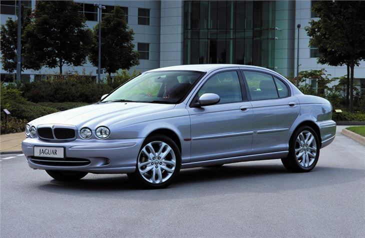 Jaguar X-type #24