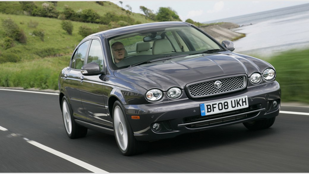 Jaguar X-type #21
