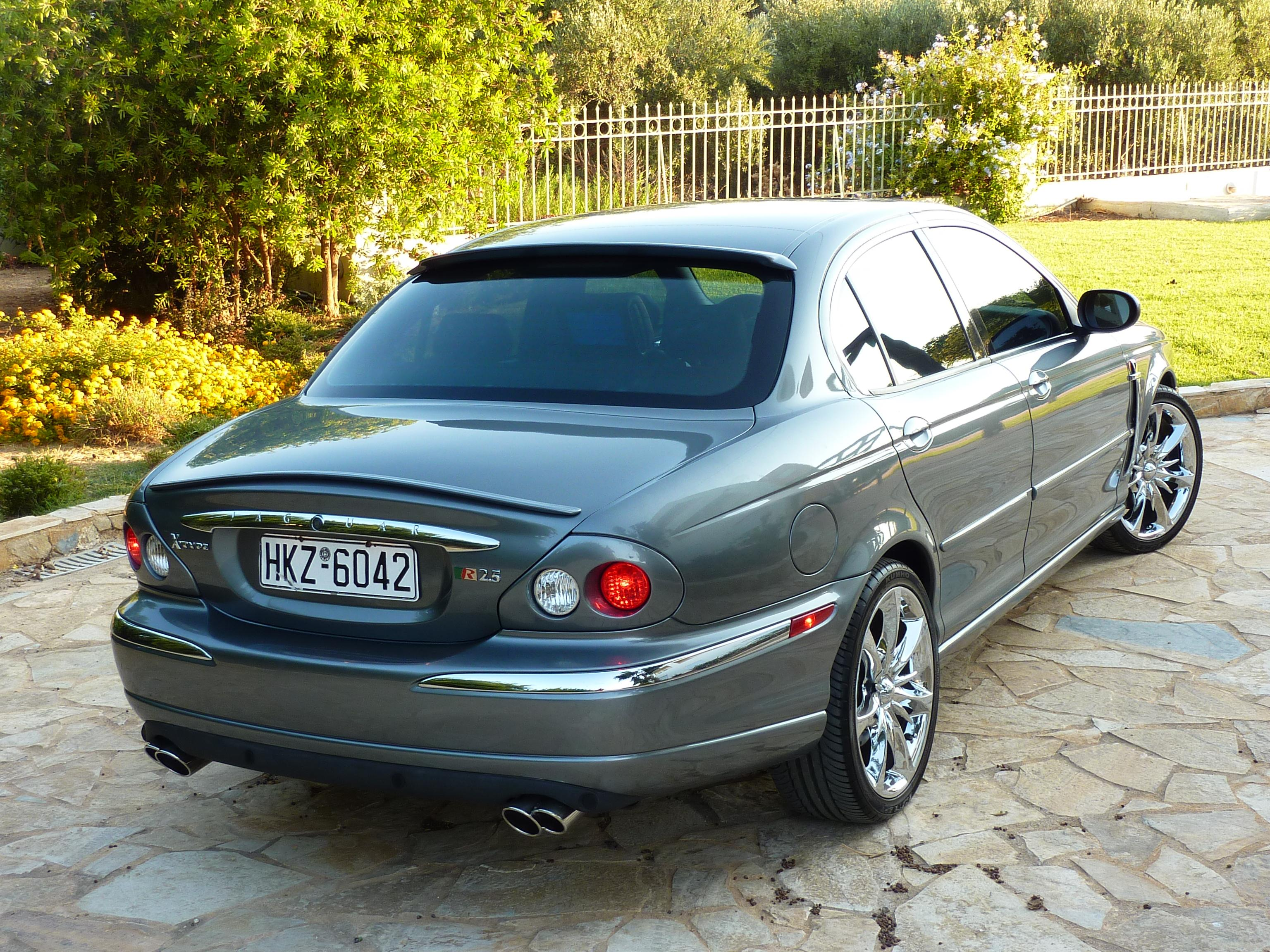 Jaguar X-type #30