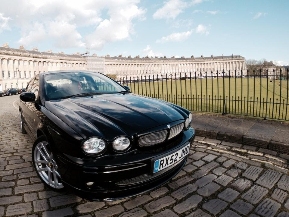 Jaguar X-type #27