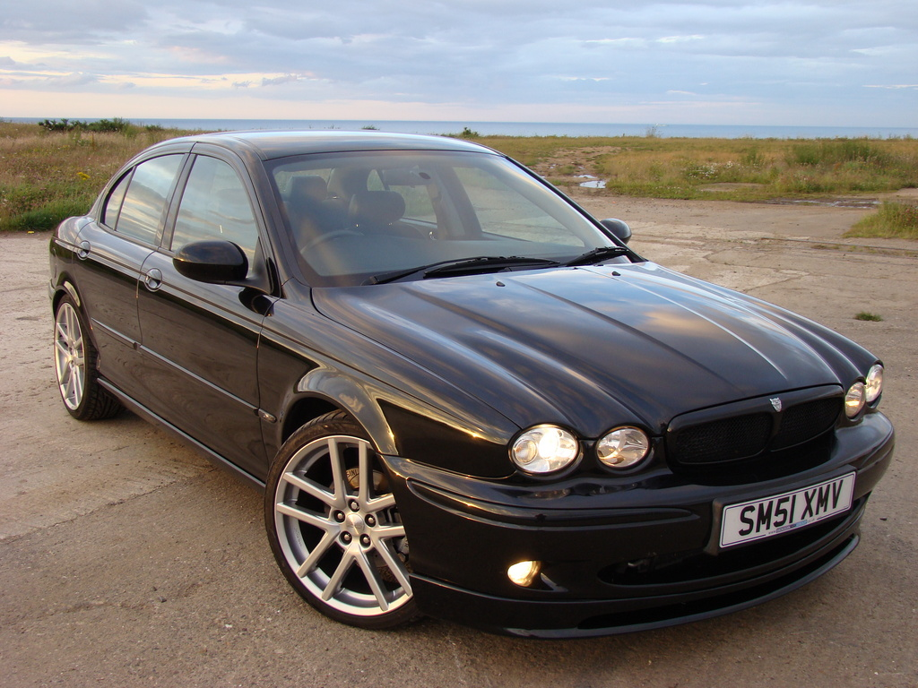Jaguar X-type #20