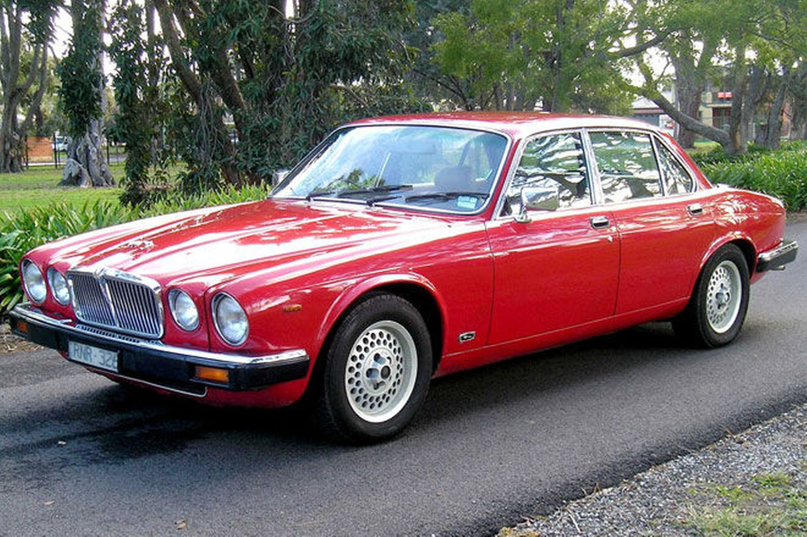 Jaguar Xj-series #20