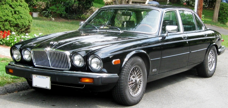 Jaguar Xj-series #17