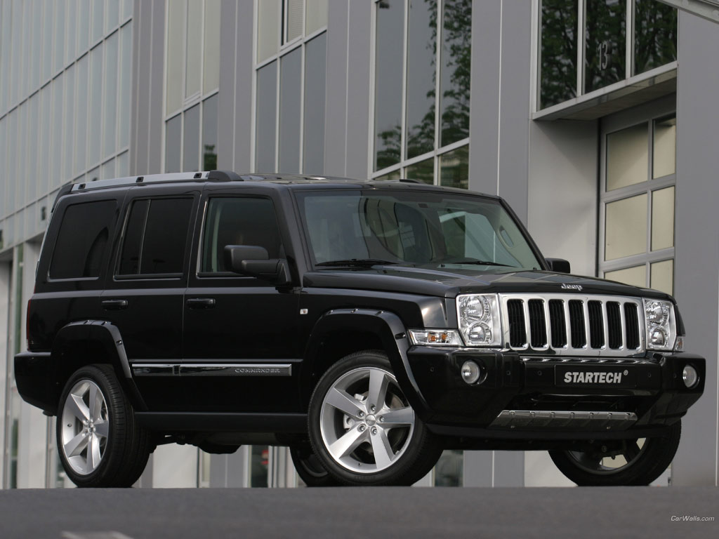 Jeep Commander #21