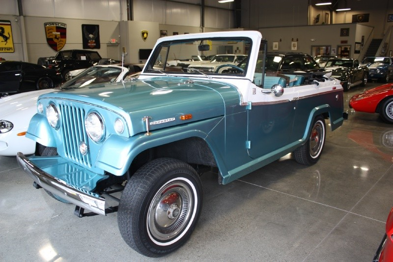 jeep jeepster photos informations articles. Black Bedroom Furniture Sets. Home Design Ideas