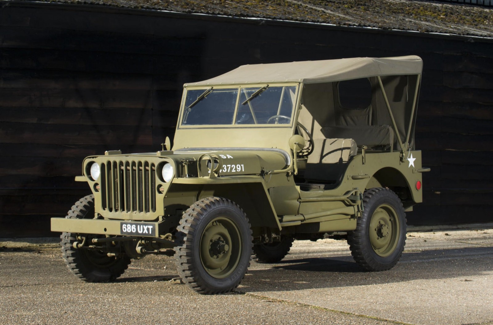 Jeep Willys #20