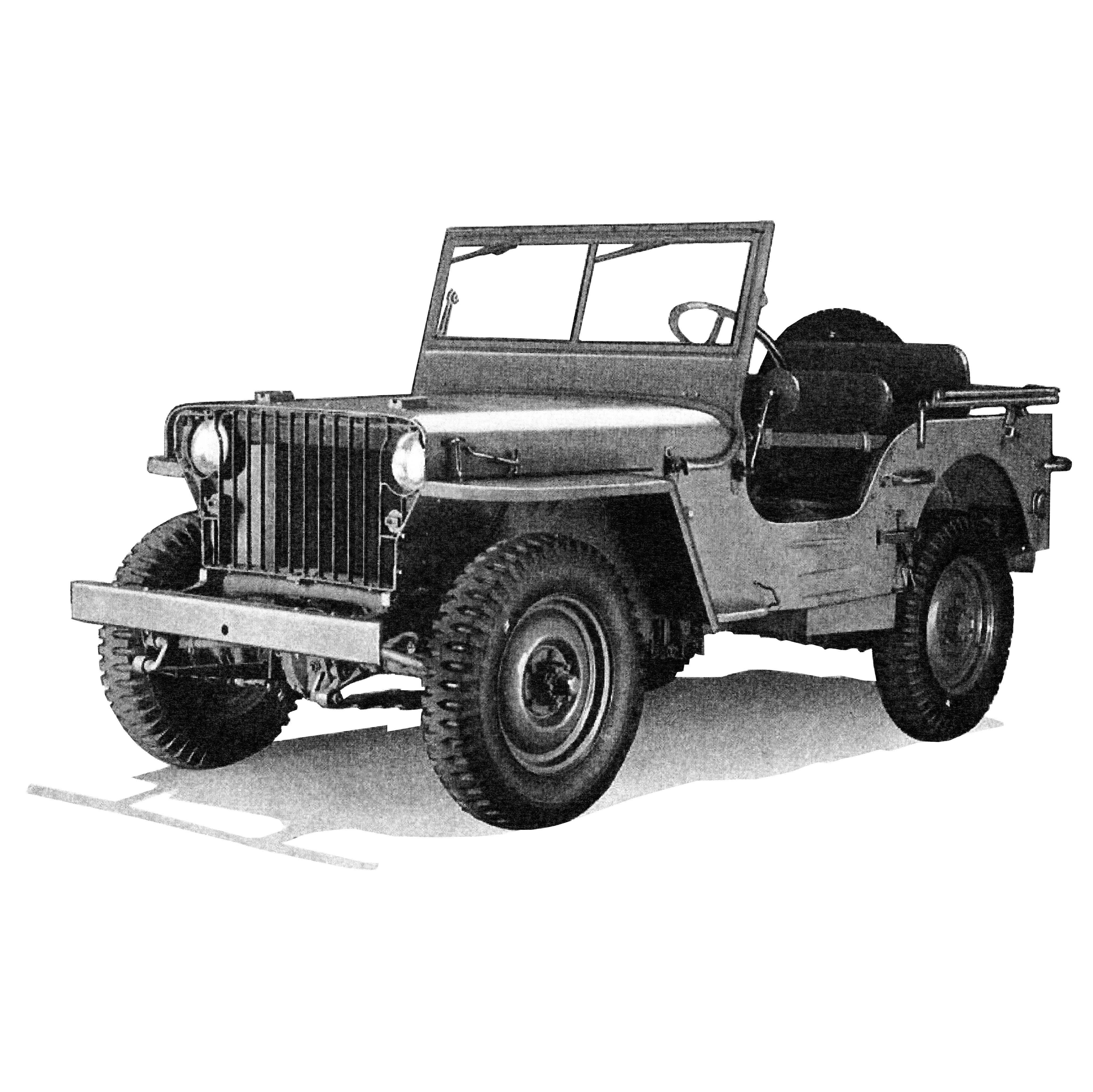 jeep willys photos  informations  articles