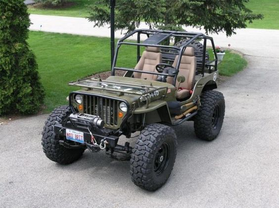 Jeep Willys #24