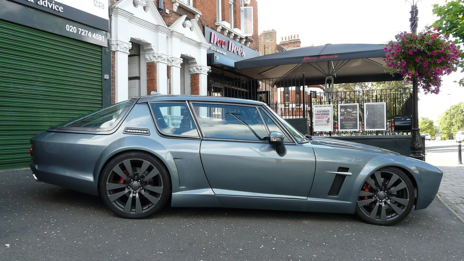 Jensen Interceptor #20