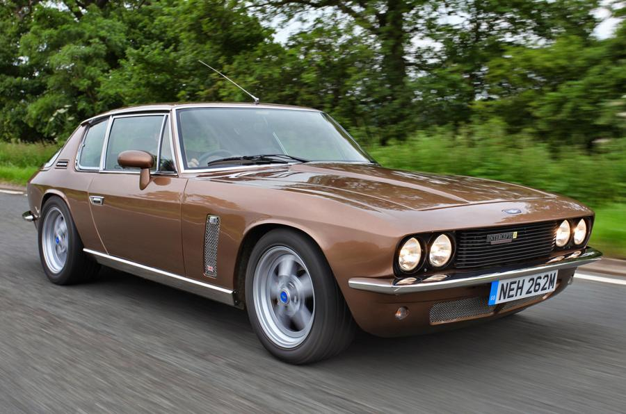 Jensen Interceptor #16