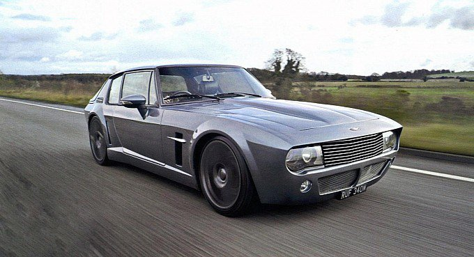 Jensen Interceptor #17