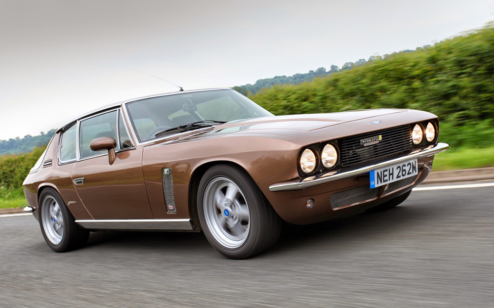 Jensen Interceptor #15