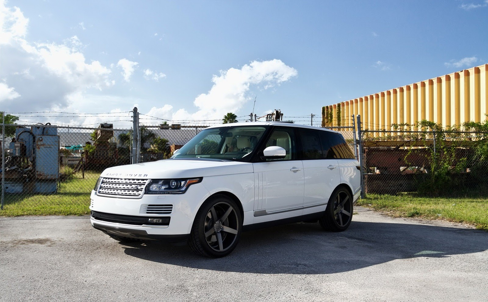 Land Rover ALL-NEW Range Rover #17