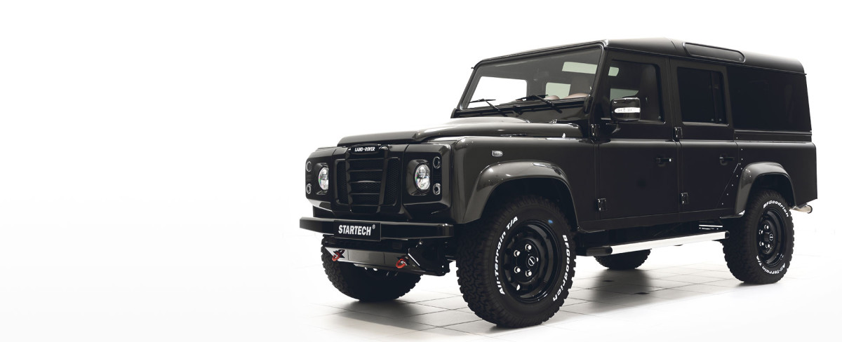 Land Rover Defender #21