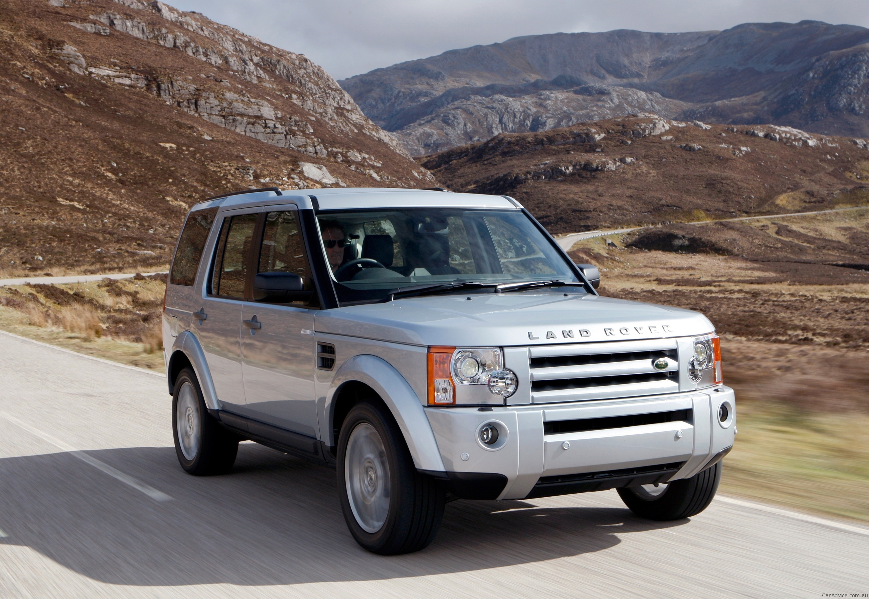 Land Rover Discovery 3 Photos Informations Articles