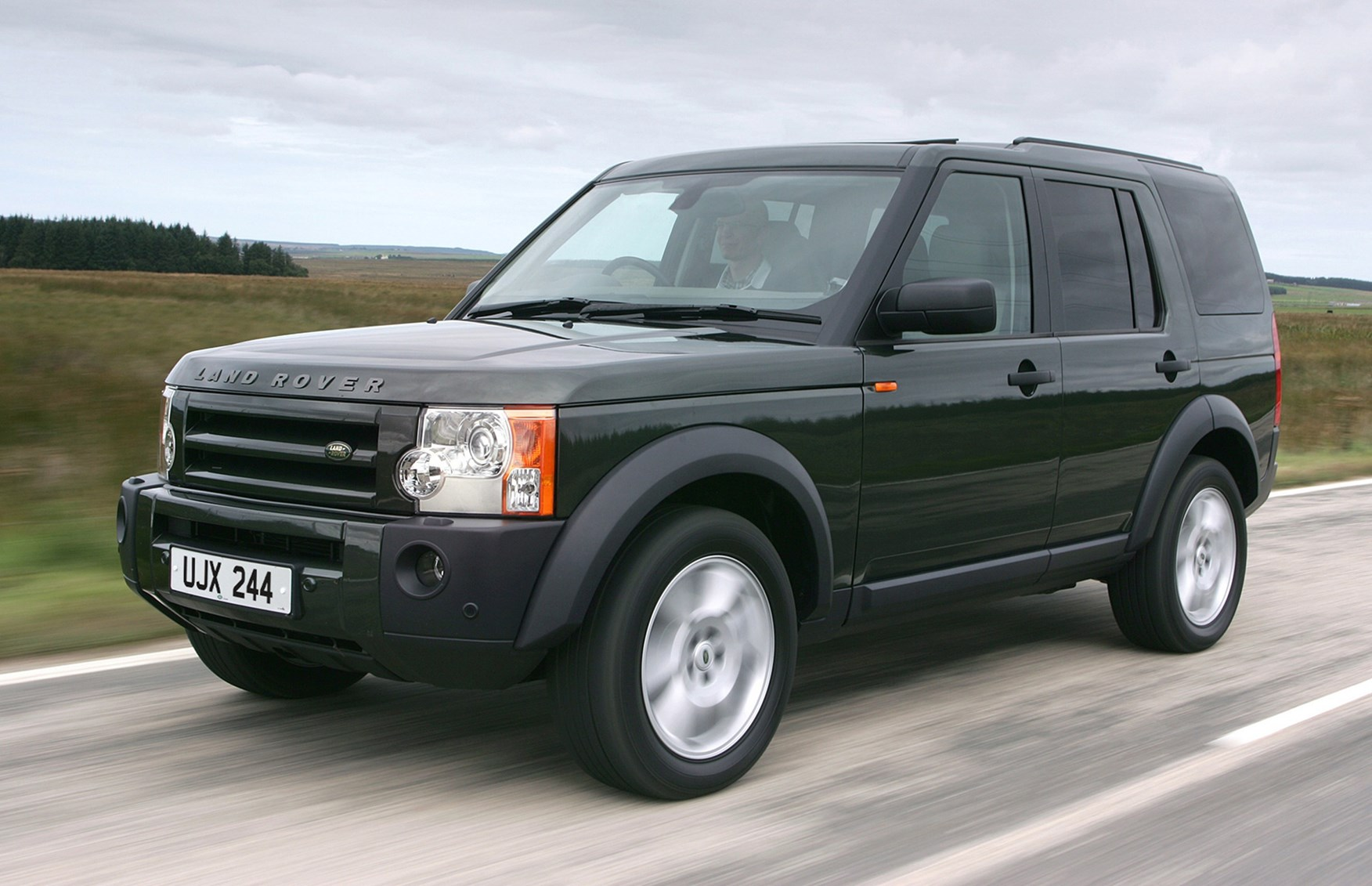 Land Rover Discovery 3 #19